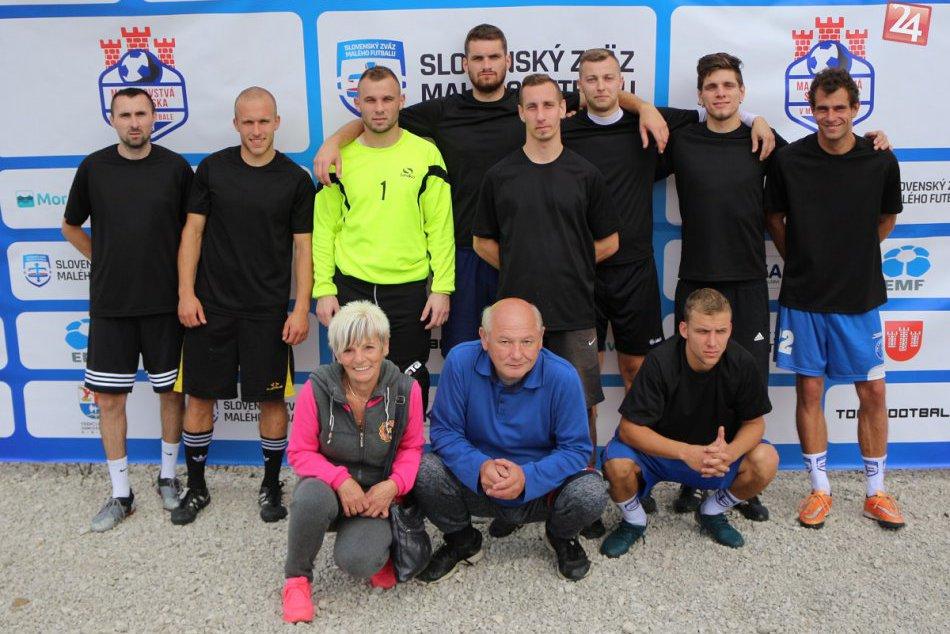 V OBRAZOCH: Košičania majstrami Slovenska v malom futbale