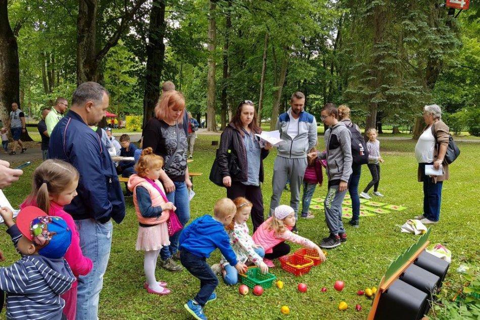 V OBRAZOCH: Veľký rodinný deň Hurá prázdniny v Bystrici