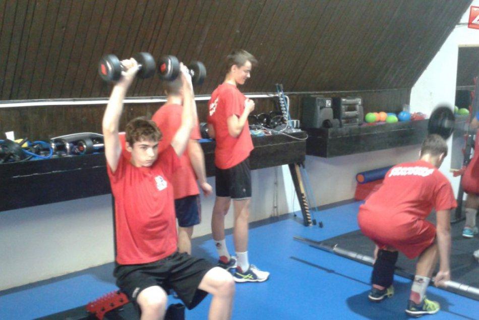 Považskobystrická športová hala s novou telocvičňou: Takto vyzerá