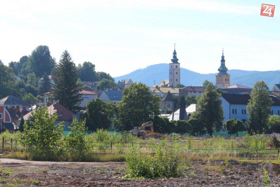 V OBRAZOCH: Takto vyzerá areál bývalej Slovenky po skončení búracích prác