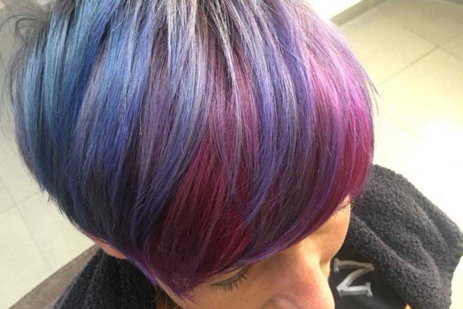 V OBRAZOCH: Premena a starostlivosť vlasov v trnavskom kaderníctve