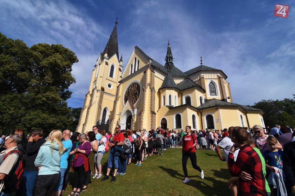 OBRAZOM:Na Mariánsku horu v Levoči prišli stotisíce veriacich
