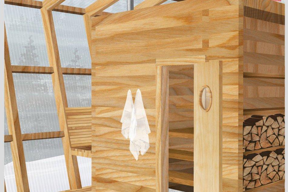 Prvá lesná sauna na Spiši bude stáť už onedlho na okraji Spišského Hrhova