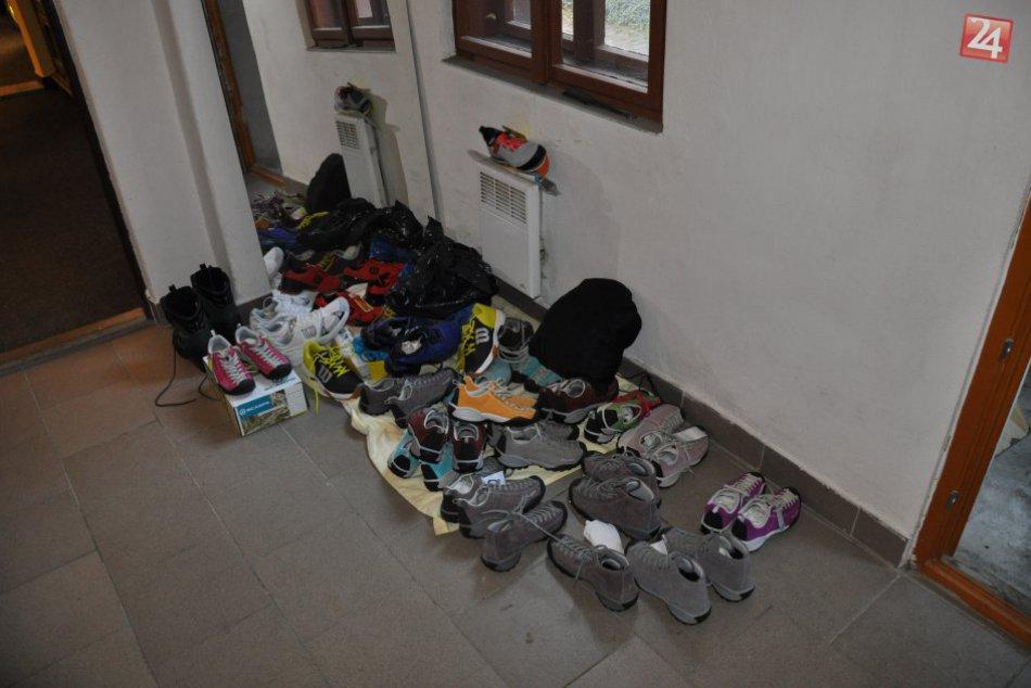 FOTO: Domová prehliadka policajtov v Liptovskom Mikuláši