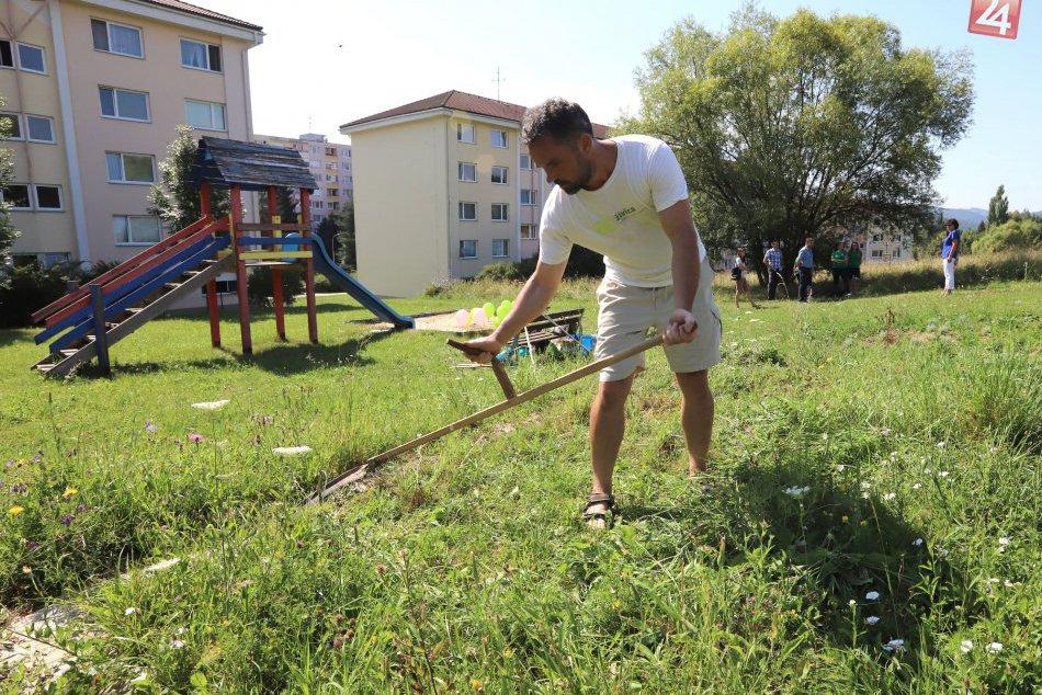 V OBRAZOCH: Obyvatelia Zvolenského sídliska si budú pestovať vlastnú zeleninu
