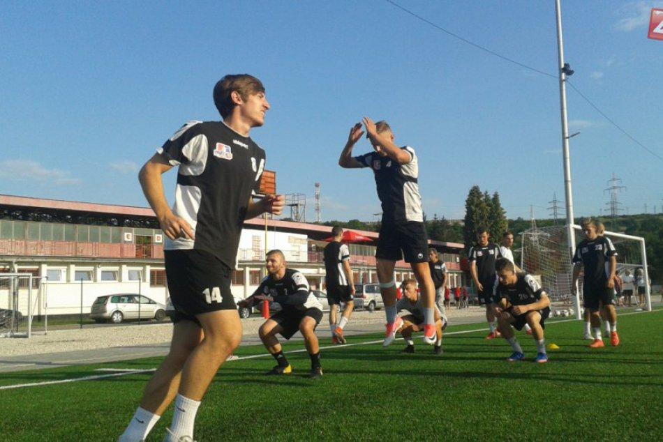 Futbalisti MŠK Považská Bystrica začali letnú prípravu: Zábery z prvého tréningu