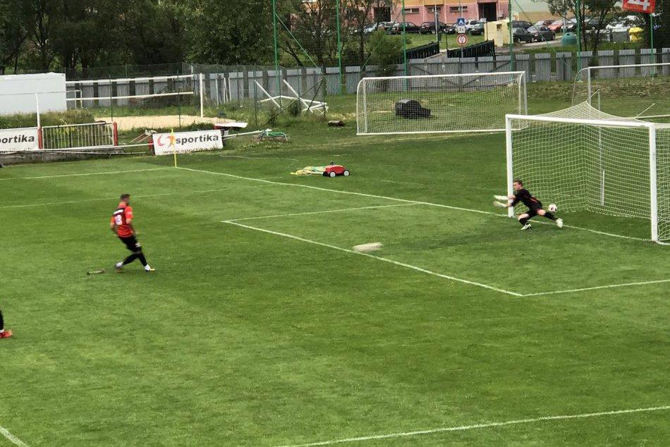 FOTO: Prípravný zápas MFK Tatran Liptovský Mikuláš proti Martinu