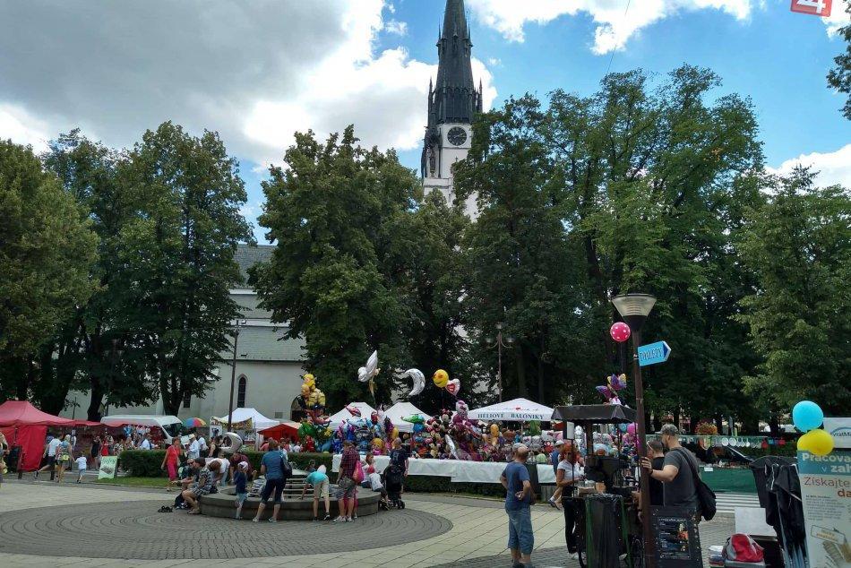Veľká FOTOGALÉRIA: V našom meste už odštartoval obľúbený Spišský trh