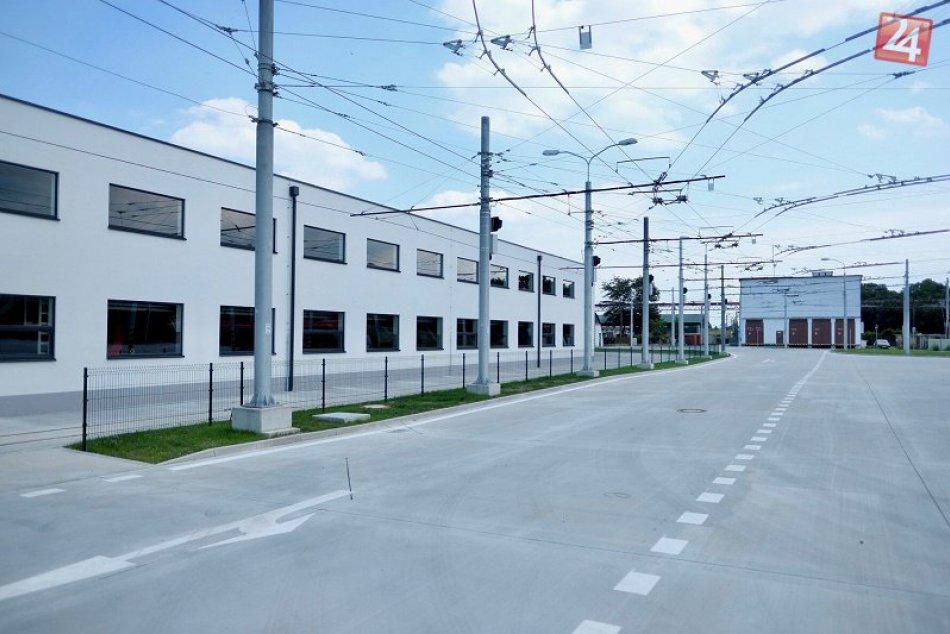 Modernizácia vozovne Jurajov dvor