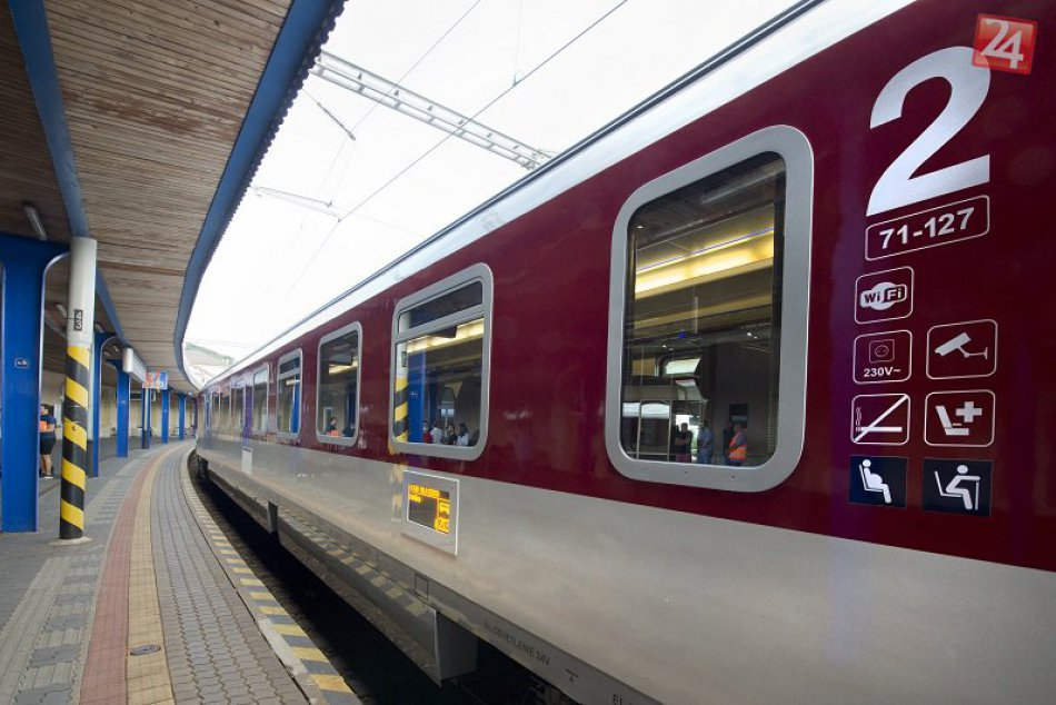 Nové vlaky ZSSK