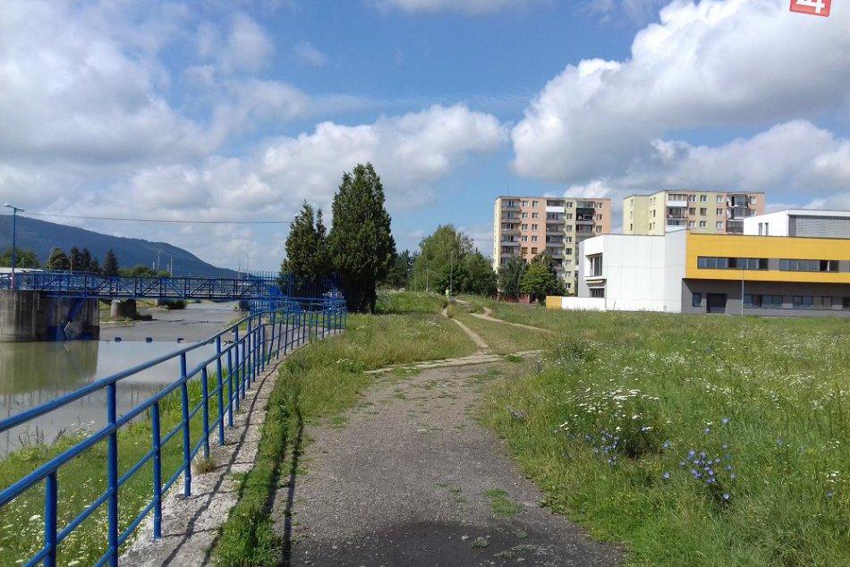 Valaškovský most s hrádzou pri Laborci prepojí cyklochodník!