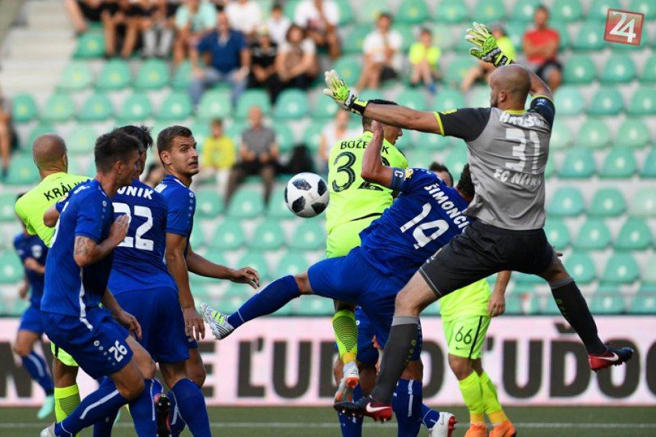 MŠK Žilina - FC Nitra 2:1 v 2. kole
