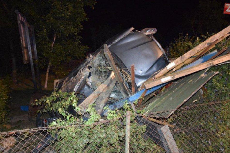 FOTO: Na Zemplíne došlo k tragickej dopravnej nehode!