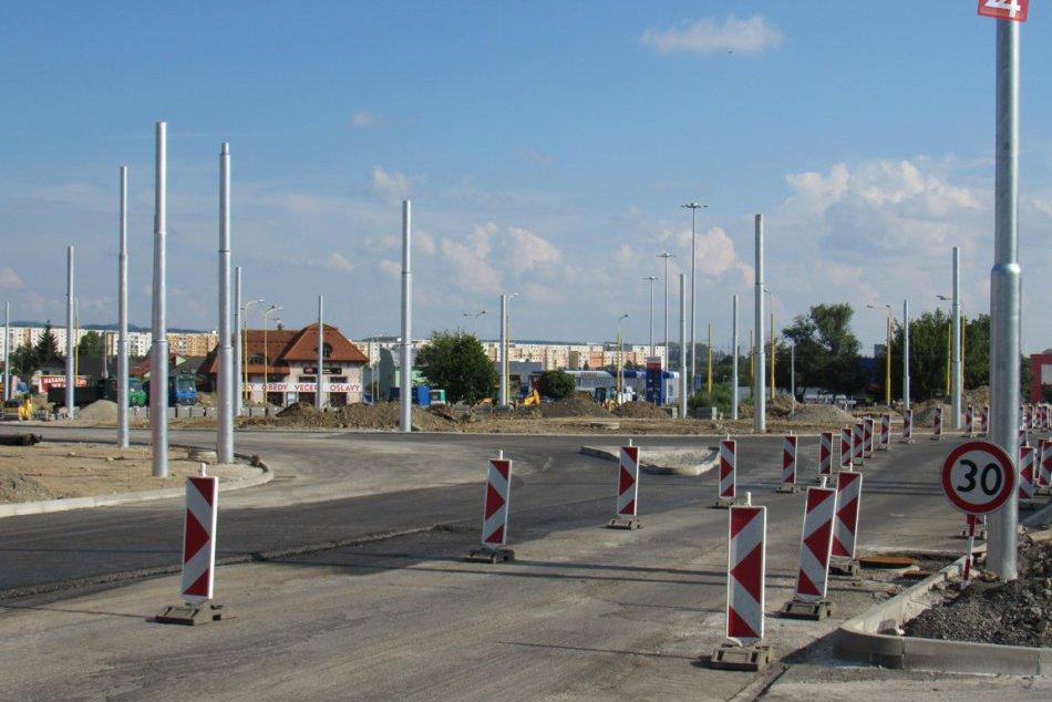V OBRAZOCH: V Prešove vo veľkom prebiehajú rôzne výstavby či rekonštrukcie