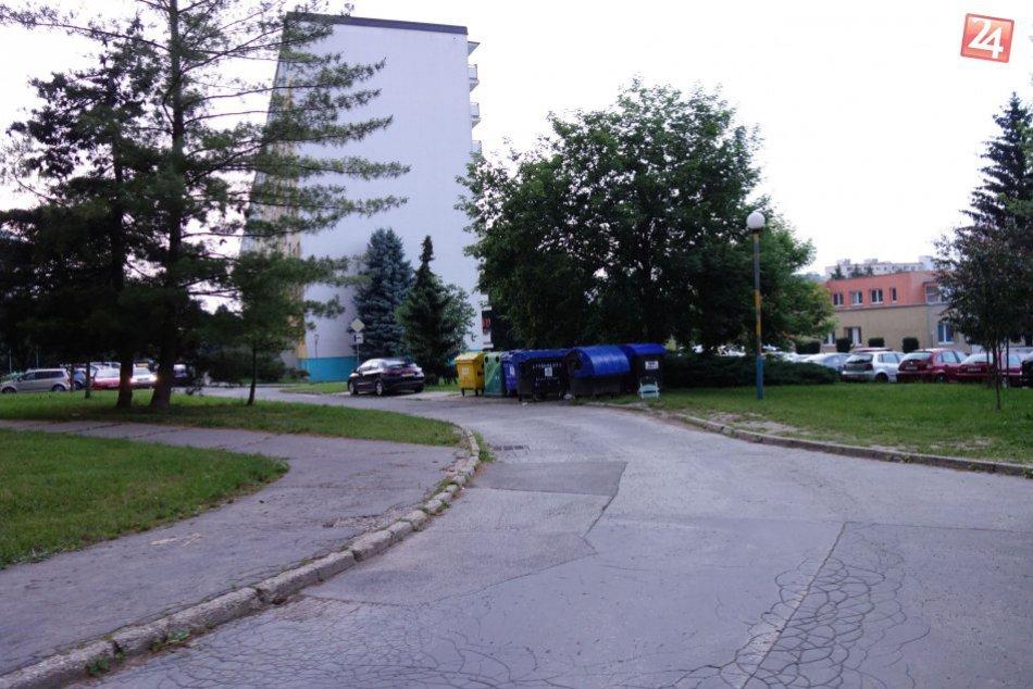 V OBRAZOCH: Ďalšia z ulíc na sídlisku Západ prejde rozsiahlou premenou