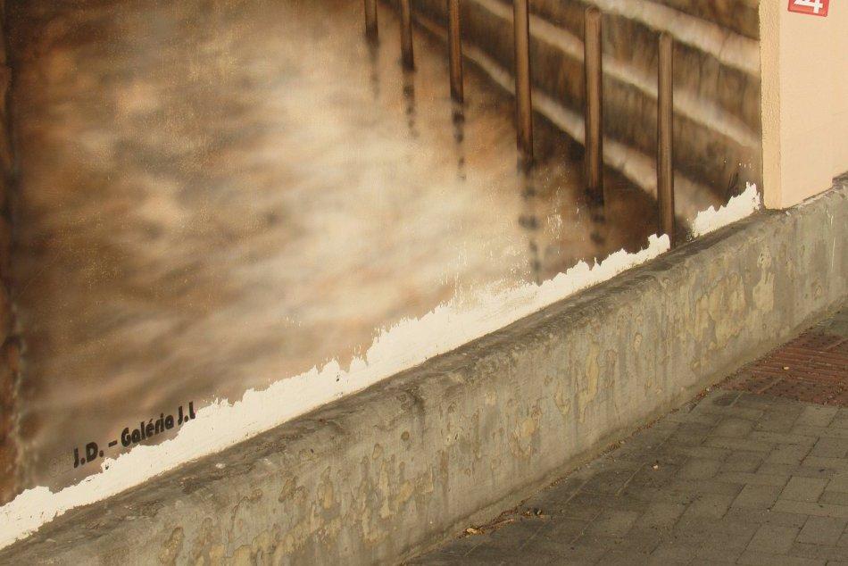 Okružnú v Prešove skrášľujú nádherné maľby: Toto však oči nepoteší, FOTO