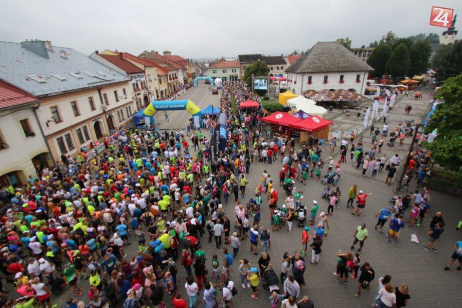 Exkluzívna galéria III: Rajecký maratón 2018 - Inline