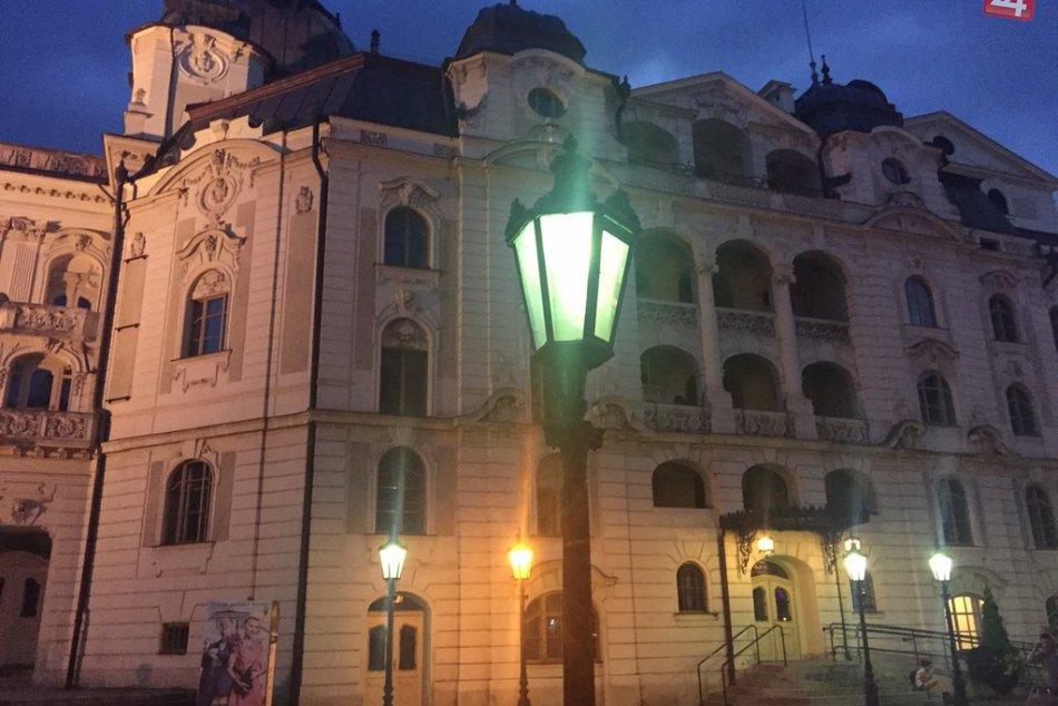 Košice - večerné dominanty