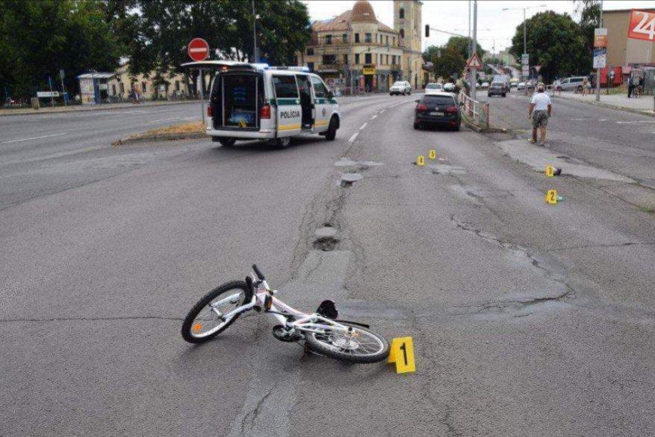 Veľmi smutná nehoda v Michalovciach: Pozrite si ZÁBERY z miesta