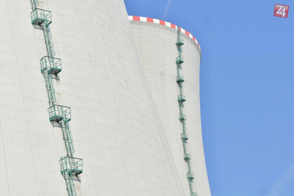 FOTO: Skúška 3. bloku jadrovej elektrárne v Mochovciach