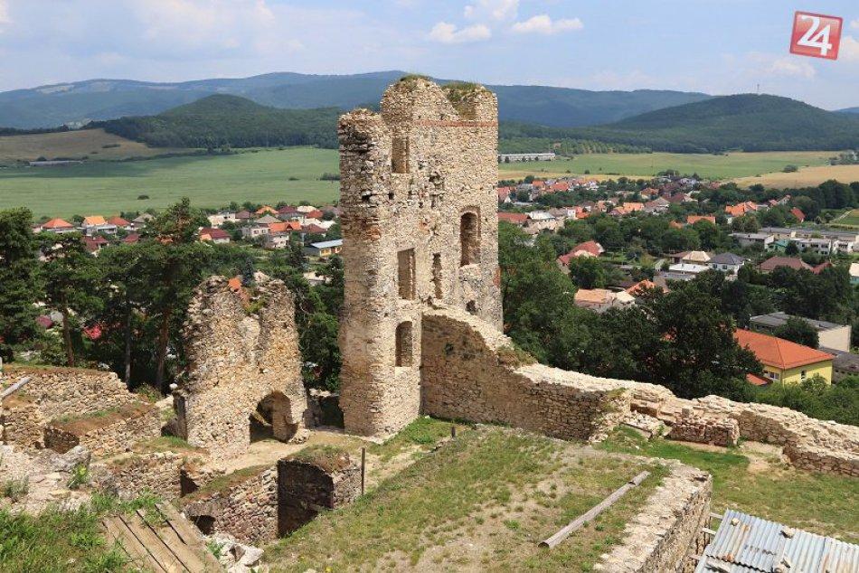 Obnova a záchranné práce na Divínskom hrade