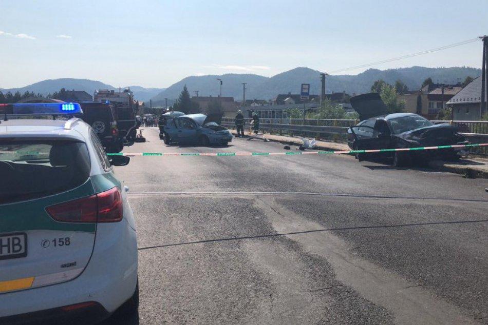 V Markušovciach došlo k nehode: ZÁBERY z miesta nešťastia