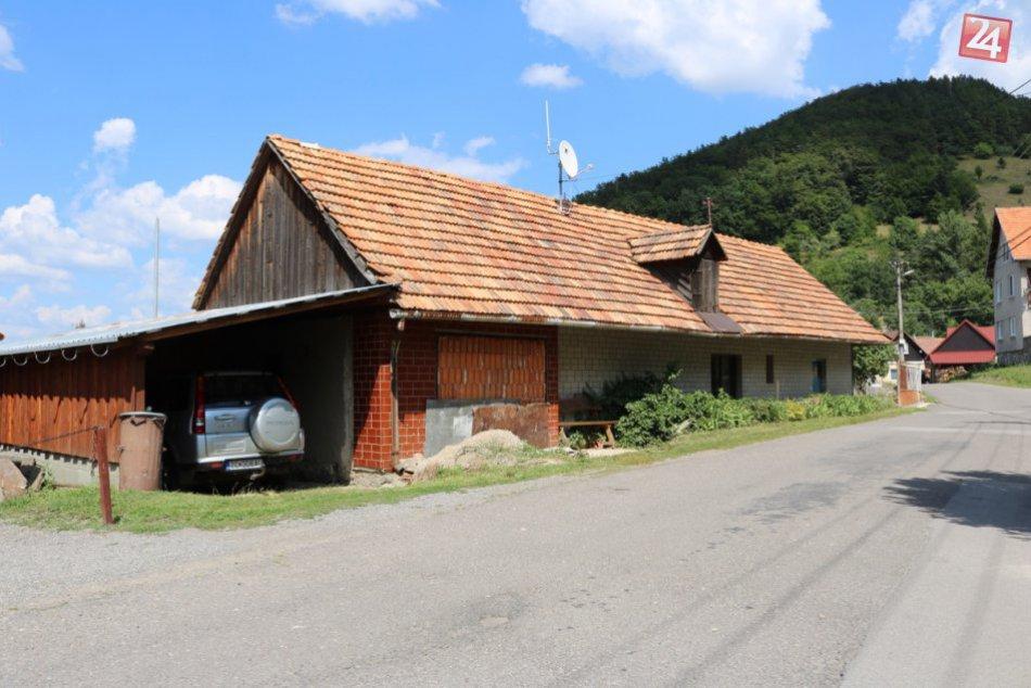 Rodinný dom Hodruša-Hámre, časť Kopanice