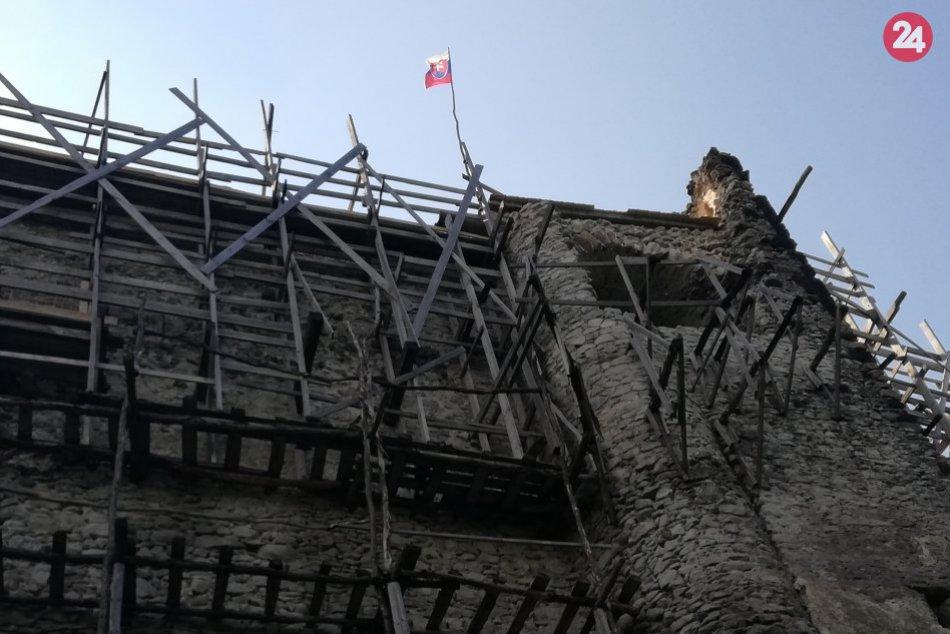V OBRAZOCH: Zákutia Vinianskeho hradu naším objektívom