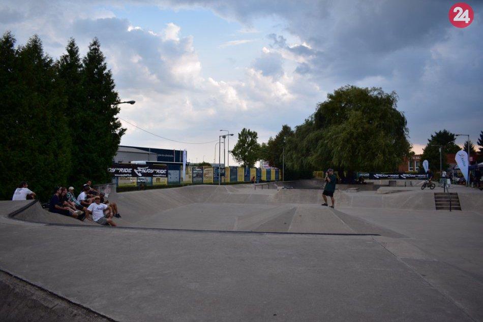 BMX freestyle Košice