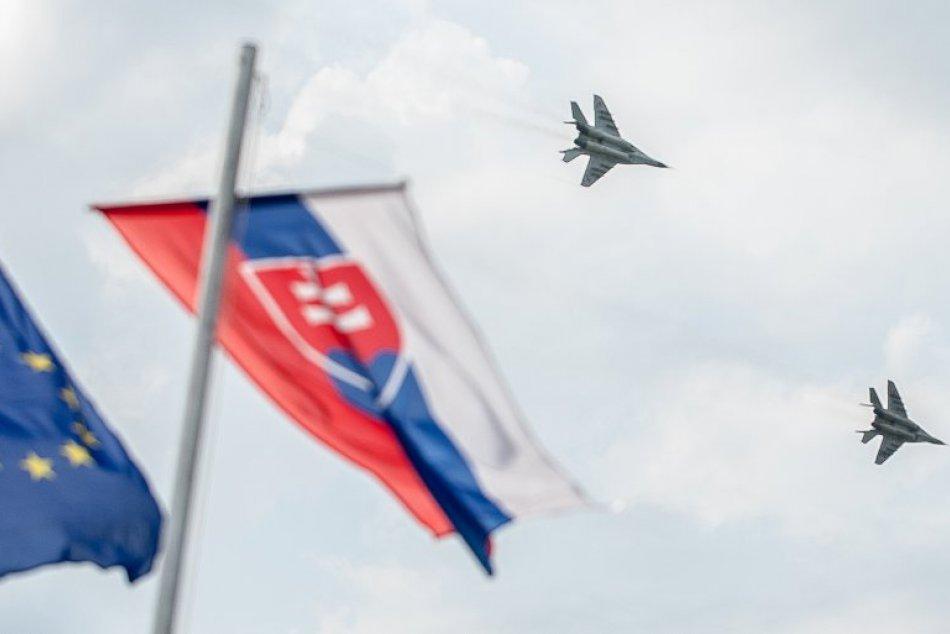 V OBRAZOCH: Prvý deň Medzinárodných leteckých dní SIAF 2018