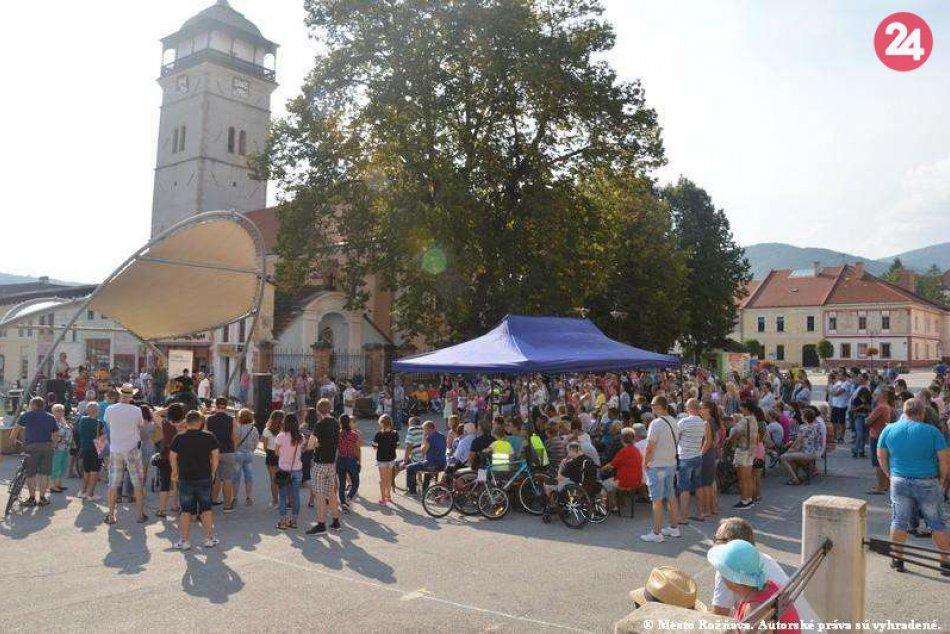 Obrazom: Vystúpenie Karmen Pál-Baláž ukončilo tohtoročné Rožňavské kultúrne leto