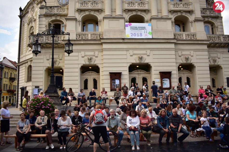 Divadlá Strednej Európy