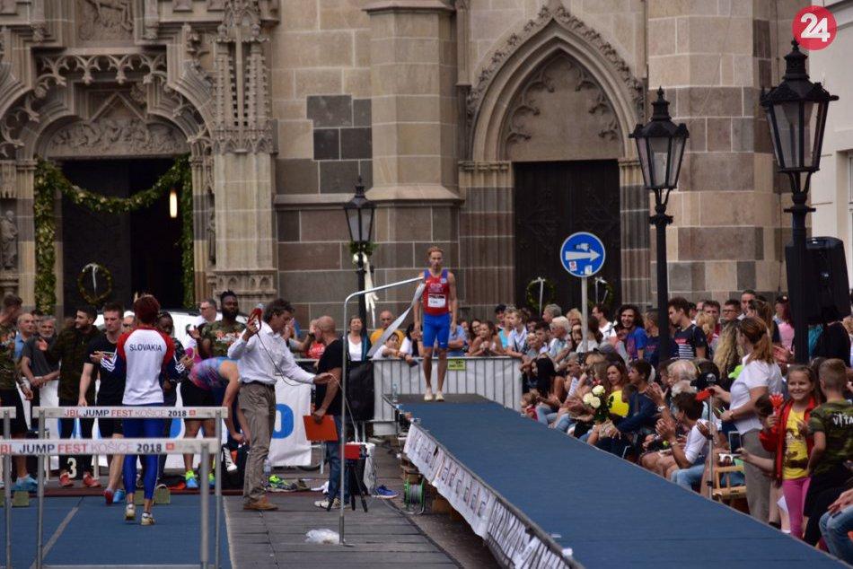 JBL jump Košice