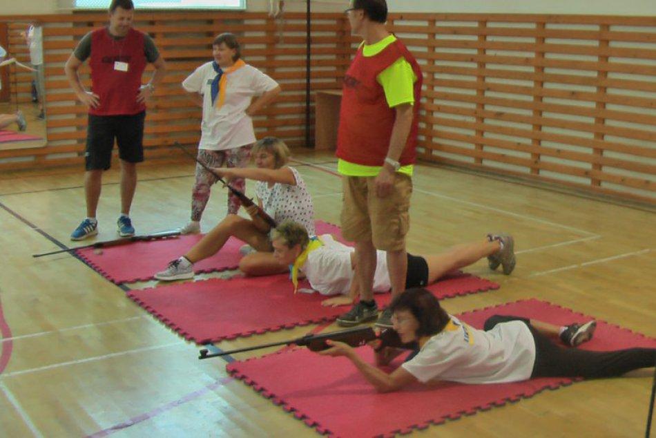 Medzinárodná športová olympiáda pre študentov Univerzít tretieho veku vo Zvolene