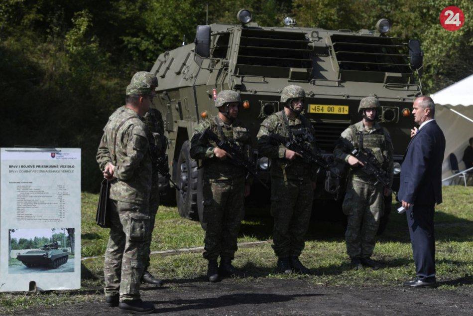 Podľa ministra obrany vzniknú vďaka podpore obranného priemyslu pracovné miesta