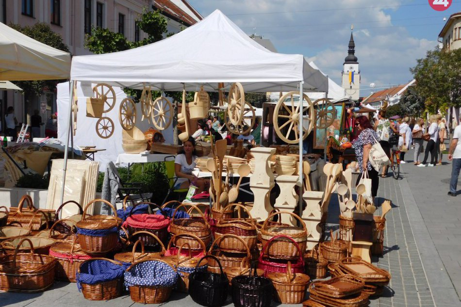 OBRAZOM: V Trnave odštartoval Tradičný Trnavský jarmok 2018