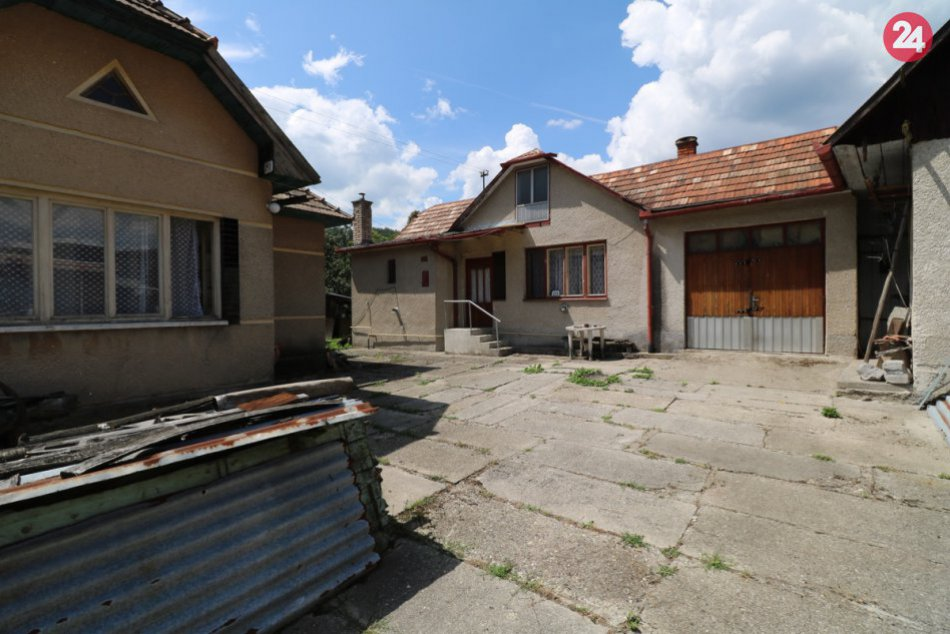 Rodinné domy v Župkove na predaj