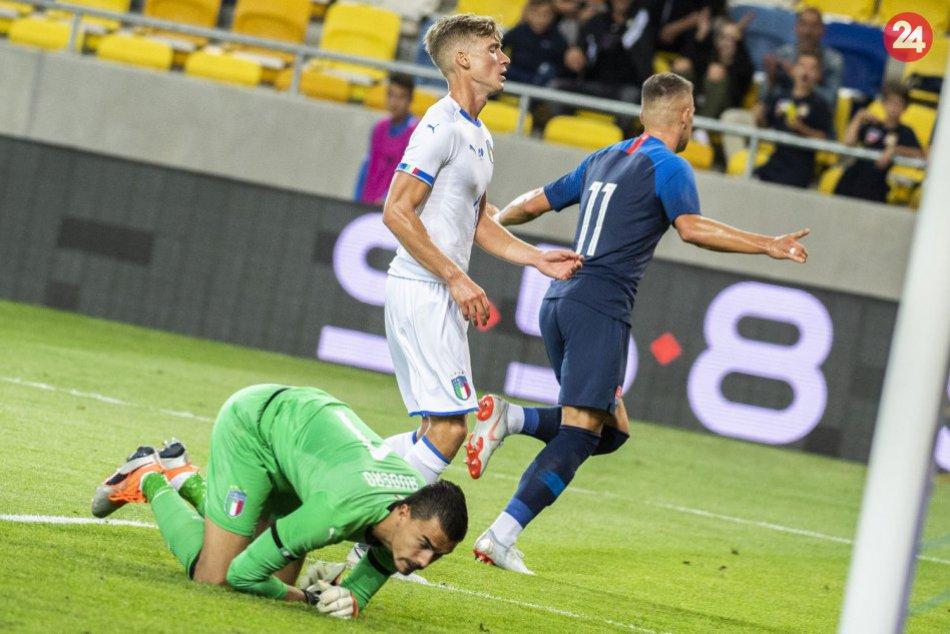 Futbalisti do 21 rokov s veľkým úspechom: V príprave porazili Taliansko