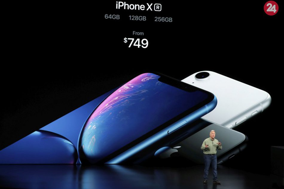 Apple predstavil tri nové modely iPhonu