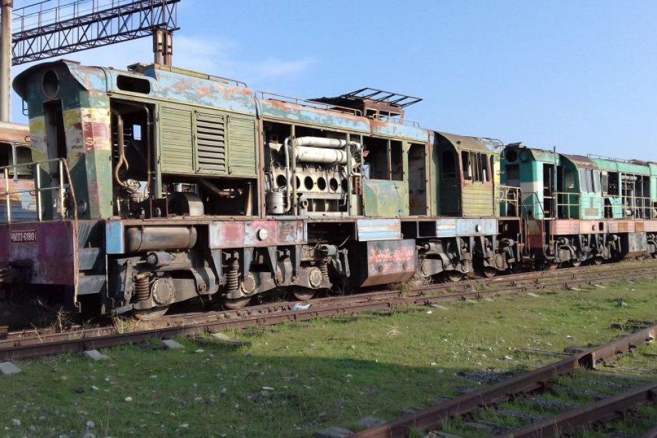 V OBRAZOCH: Vo Zvolene vyčarovali z ton šrotu plne funkčné lokomotívy
