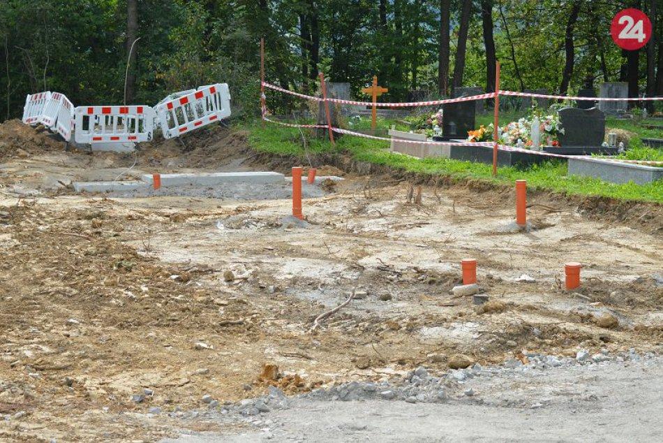 V OBRAZOCH: Veľká obnova vojenského cintorína v Majeri