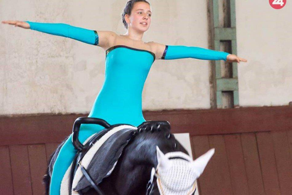 Konali sa majstrovstvá vo voltížnom jazdení: Naši športovci opäť excelovali, FOT