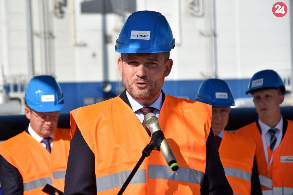 FOTO: Začala sa výstavba Prepojovacieho plynovodu Poľsko – Slovensko