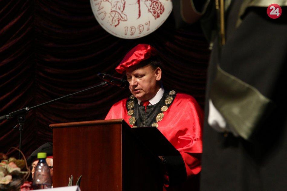 FOTO: Prešovská univerzita slávnostne odštartovala nový akademický rok