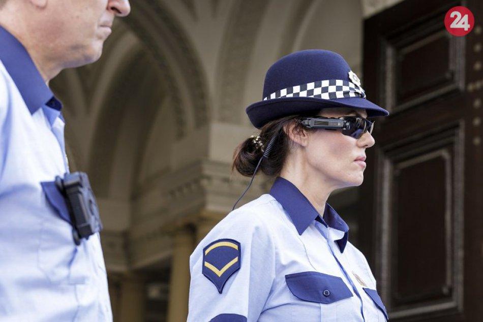Osobné kamery pre políciu
