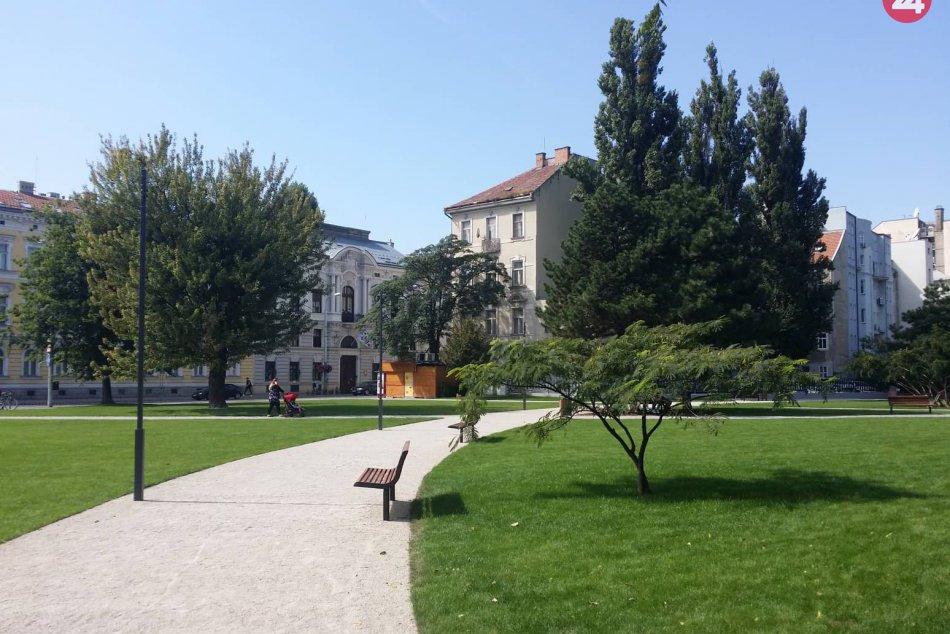 Landererov park