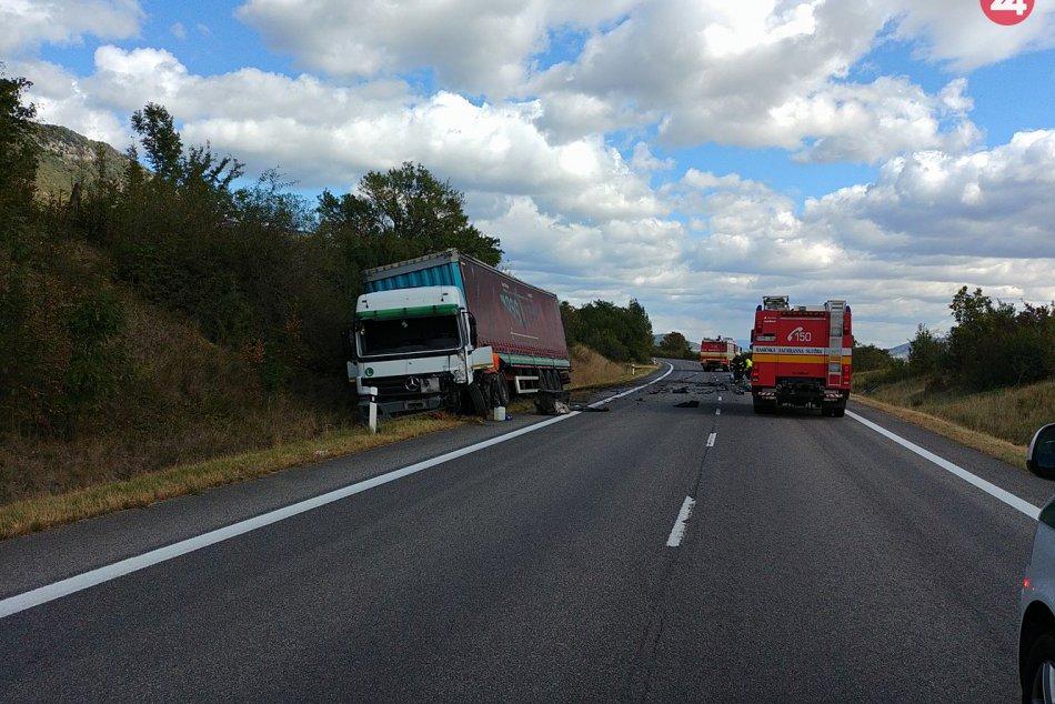 Obrazom: Tragická nehoda pri Jablonove nad Turňou