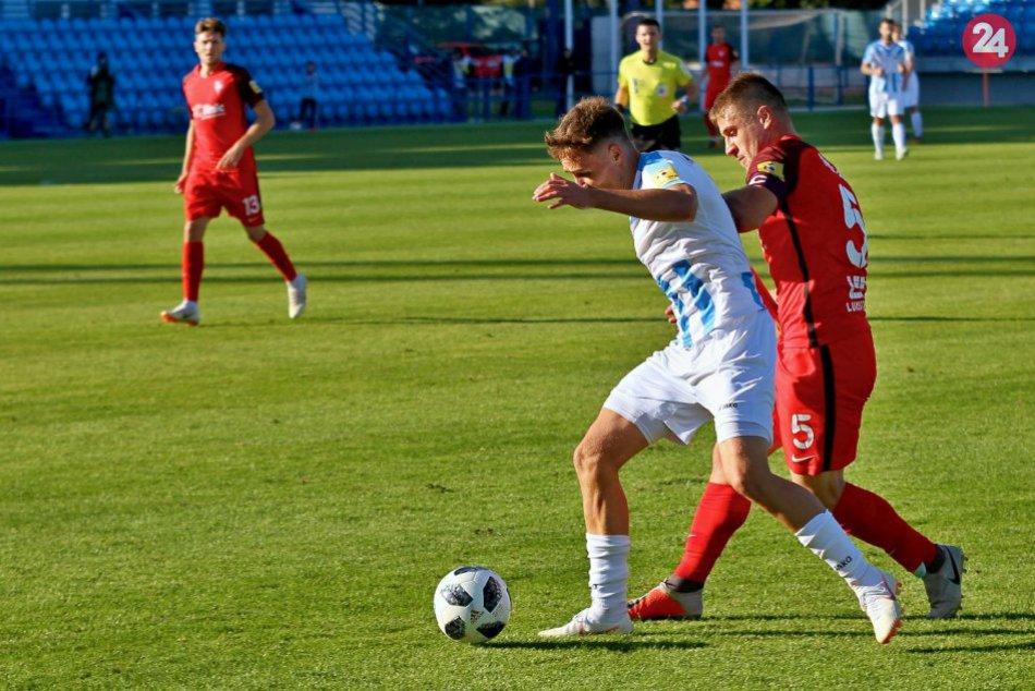 Futbalový talent Andrej Fábry v Nitre končí: Zamieril do českej najvyššej súťaže