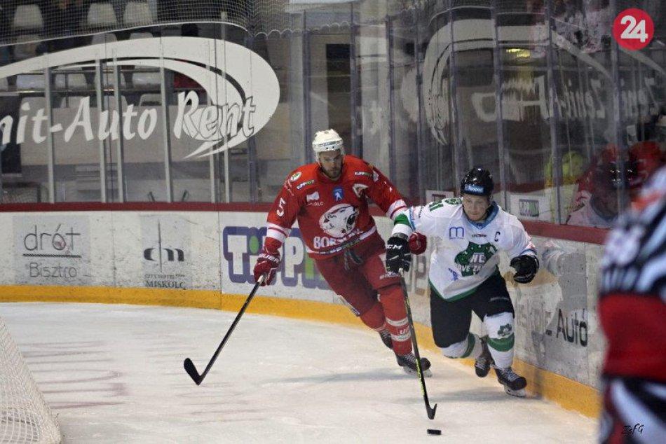 Hokejisti MHC Nové Zámky podľadli Miškovcu 2:4