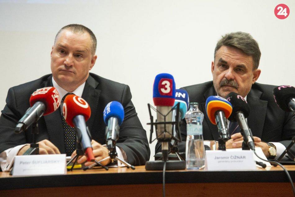 Podľa generálneho prokurátora sú dôkazy voči obvineným z vraždy Kuciaka veľmi sľ